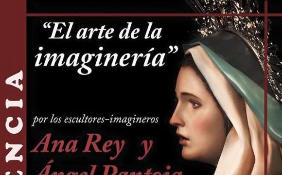 """Conferencia """"El arte de la imagineria"""" en León"""