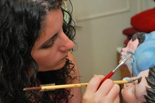 El Arte de Ana Rey - Escultor Religioso - Imaginera